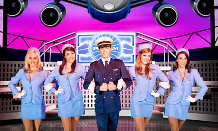 "Catch Me If You Can - RUTH ECKERD HALL: $35 to See ""Catch Me If You Can"" at Ruth Eckerd Hall on Saturday, December 8, at 2 p.m. or 8 p.m. (Up to $70 Value)"