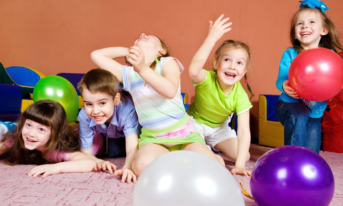 Stay and Play Hourly Drop in Childcare - Greensboro:  $100 for a Birthday-Party Package for Up to 20 at Stay and Play Hourly Drop in Childcare ($200 Value)