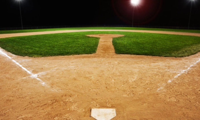 OFF Diamond Baseball Training - Bohemia: $100 for a Pitching, Hitting, and Baseball CrossFit Package at OFF Diamond Baseball Training ($210 Value)