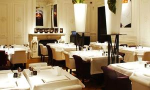 Cospaia: Menu 3 services et amuse-bouche pour 2 ou 4 personnes dés 59€ au Restaurant Cospaia à Bruxelles