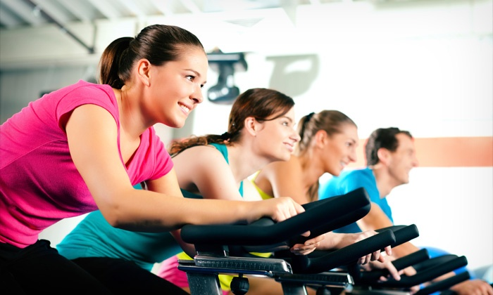 The Cycling Yogi - Foothills: Month of Unlimited Fitness Classes or 10 Fitness Classes at The Cycling Yogi (53% Off)