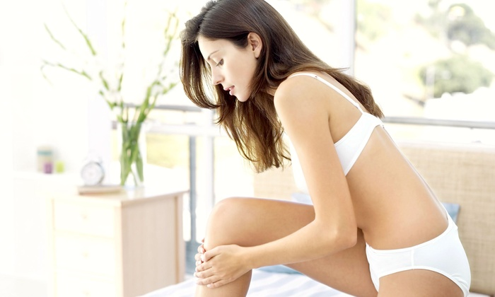 Sanctuary MedSpa - Merced: Six Laser Hair-Removal Treatments on a Small, Medium, or Large Area at Sanctuary MedSpa (Up to 94% Off)