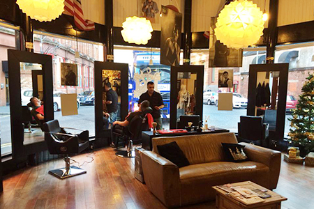 Turkish Shave and Haircut £11 - City Barbers Frames | Groupon