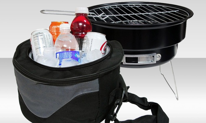 Chill N Grill Barbecue and Cooler: $11.99 for a Chill N Grill Portable Barbecue and Cooler ($49.99 List Price). Free Returns.