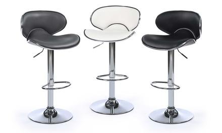 tabouret de bar jackpot groupon shopping. Black Bedroom Furniture Sets. Home Design Ideas