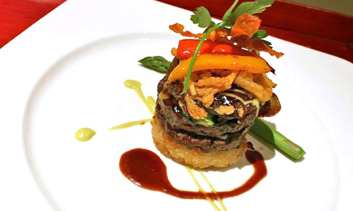 EDO - Markham Location: C$72 for a Five-Course Tasting Menu for Two at EDO (C$128 Value)