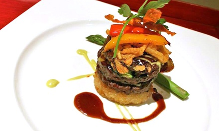 $72 for a Five-Course Tasting Menu for Two at EDO ($128 Value)