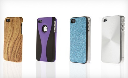 groupon daily deal - $25 for $150 Worth of iPhone Accessories from The Smartphone Mall