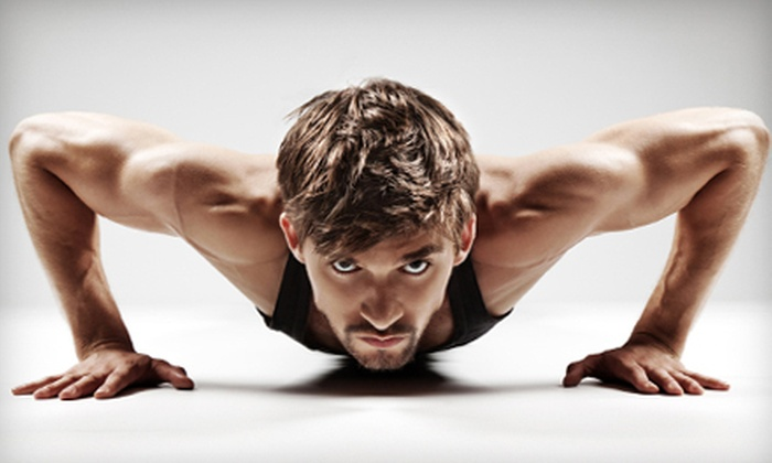 Crossbones Fitness - Vaughan: 10 or 20 CrossFit Classes at Crossbones Fitness (Up to 92% Off)