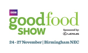 BBC Good Food Show Winter: BBC Good Food Show: One (1) Afternoon Ticket, 24–27 November at The NEC
