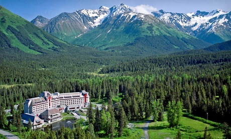 4-Star Hotel in Alaska State Park