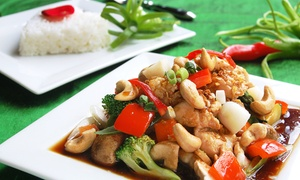 China Taste: Chinese Food at China Taste (Up to 40% Off). Three Options Available.