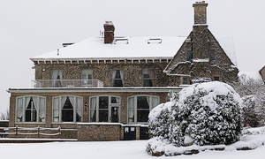 Hatton Court Hotel: Festive Afternoon Tea for Two or Four at the Hatton Court Hotel