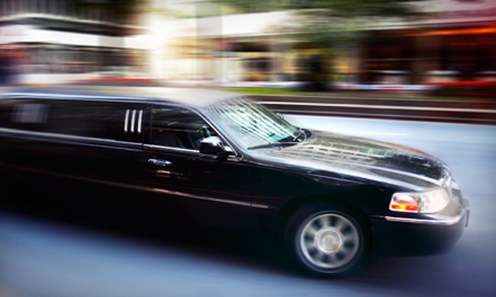 Sterling Sedans and Limousines - Stonecrest Retail: Four-Hour Sedan or SUV Rental, or Three- or Four-Hour Limo Rental from Sterling Sedans and Limousines (Up to 60% Off)