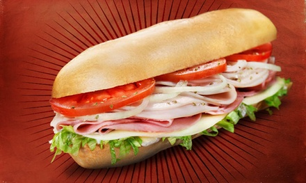 $8 for $15 Worth of Subs and Drinks at Cousins Subs