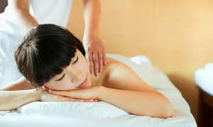 One or Three 50-Minute Massages of Your Choice at Victory Career College (Up to 49% Off)