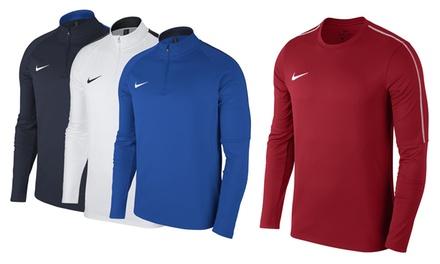 Nike, haut de la collection Training Academy