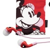 iHome Disney's Minnie Mouse Noise-Isolating Earphones with Pouch