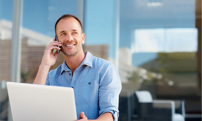 Ring Ring LLC - West Bloomfield: $50 for $100 Toward a Vanity Toll-Free Phone Number from Ring Ring LLC