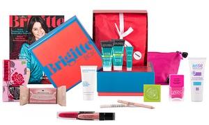 metacrew group: BRIGITTE Box im Abo mit Beauty-Produkten im Warenwert von über 100 €, inkl. Versand (40% sparen*)