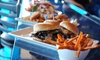 Blu Burger Grille - Central Scottsdale: $22 for Two Groupons, Each Good for $20 Worth of Burgers and Sides at Blu Burger Grille ($40 Total Value)