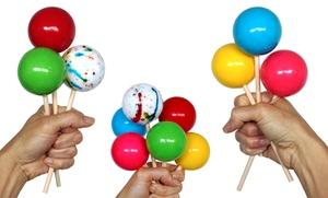 10-Pack of JAWLiPOPs—The Original Jawbreaker Lollipop