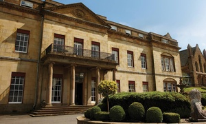 Shrigley Hall Hotel: Spa Day with Two Treatments and Refreshments for One or Two at Shrigley Hall Hotel