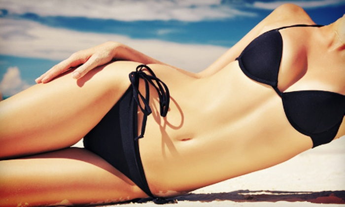Soleil Tanning and Skin Care - Albuquerque: Mystic Spray Tans or UV Tanning at Soleil Tanning and Skin Care (Up to 59% Off). Two Options Available.