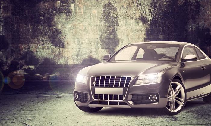 Butinar Car Design - Butinar Car Design: Außen-Aufbereitung inklusive Fahrzeugwäsche, Felgenreinigung, Hochglanzpolitur und mehr bei Butinar Car Design für 69 €
