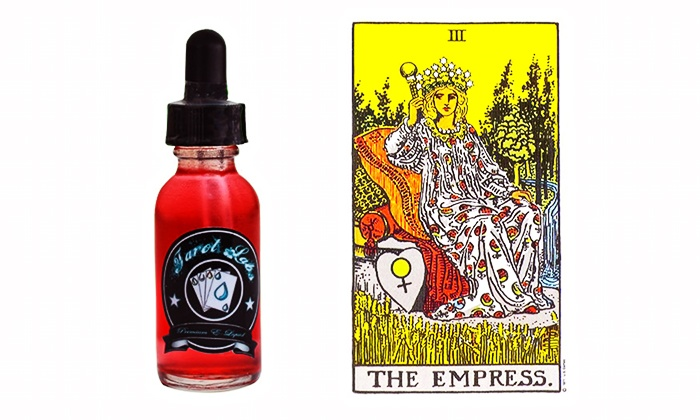 Tarot Labs - Multiple Locations: E-Cigarette Gourmet Vaping Juice from Tarot Labs (Up to 50% Off). Two Options Available.