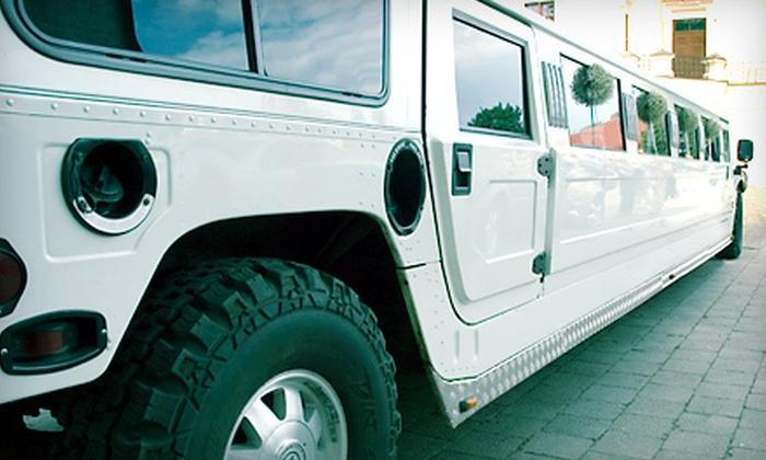 Royal Princess Limo & Concierge Service - Tampa Bay Area: Three-Hour Ride in a Phantom Rolls-Royce-Style Limo or Hummer Limo from Royal Princess Limo & Concierge Service (73% Off)