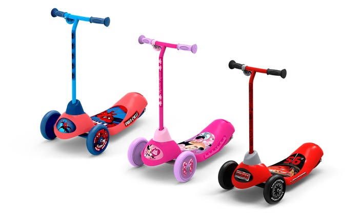 Kids 3 Wheel Scooter