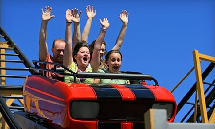 Adventure Park USA - New Market: $12 for Three Hours of Unlimited Attractions at Adventure Park USA in New Market ($24.95 Value)