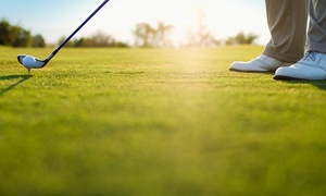 Magnolia Park Golf and Country Club: 18 Holes of Golf with a Bacon Roll and Coffee for Two or Four at Magnolia Park Golf and Country Club (Up to 67% Off)