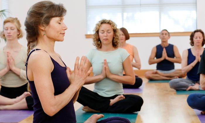 Santa Monica Power Yoga - Downtown Santa Monica: 10 or 20 Yoga Classes at Santa Monica Power Yoga (Up to 77% Off)