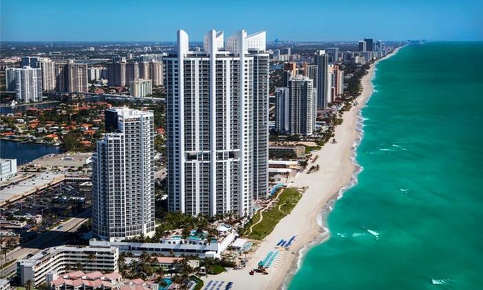 null - Miami: Stay at Trump International Beach Resort in Miami Beach