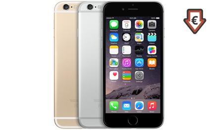 Apple iPhone 6, 16 ou 64 Go, reconditionné, coloris au choix, livraison gratuite