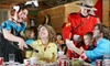 "Oh Canada Eh Dinner Show - Niagara Falls: ""Oh Canada Eh?"" Dinner Show Package for One, Two, or Four in Niagara Falls (Up to 58% Off)"