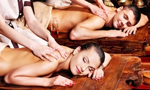 Homeland Spa: Couples Massage, Pampering Package for One or Two, or Massage at Homeland Spa (Up to 56% Off)