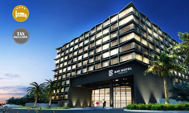 Singapore: 4* Bay Hotel Stay 0