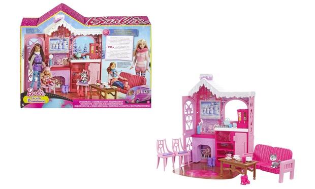 Barbie o chalet in montagna groupon goods - Normativa abbigliamento cucina ...