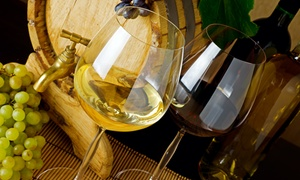 De Wijnhoeve: Luxe of Deluxe High Wine & hapjes vanaf €29,99 bij De Wijnhoeve in Herselt