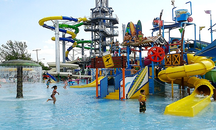 Runaway Rapids Waterpark - Keansburg: Amusement Park Package for Two or Four at Keansburg Amusement Park & Runaway Rapids Waterpark (Up to 39% Off)