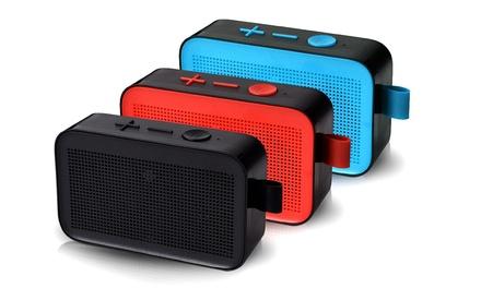 1 o 2 altavoces portátiles con Bluetooth