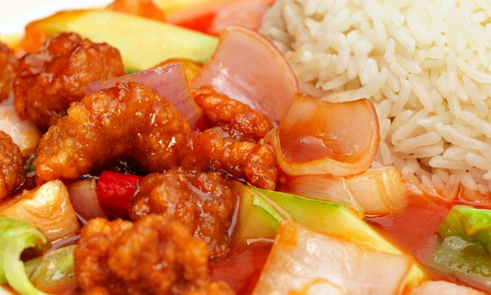 Chopstick Restaurant - North Brunswick: $12 for $25 Worth of Asian Cuisine at Chopstick