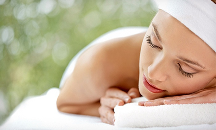 Renew Beauty Med Spa - North Park Center: Spa Package for One or Two with Massage, Facial, and Mani-Pedi at Renew Beauty Med Spa (Up to 71% Off)
