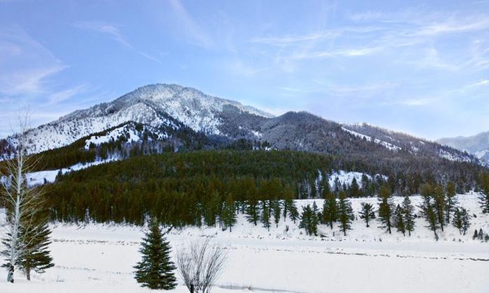 Flying Saddle Resort - Jackson: One- or Two-Night Stay at Flying Saddle Resort in Alpine, WY