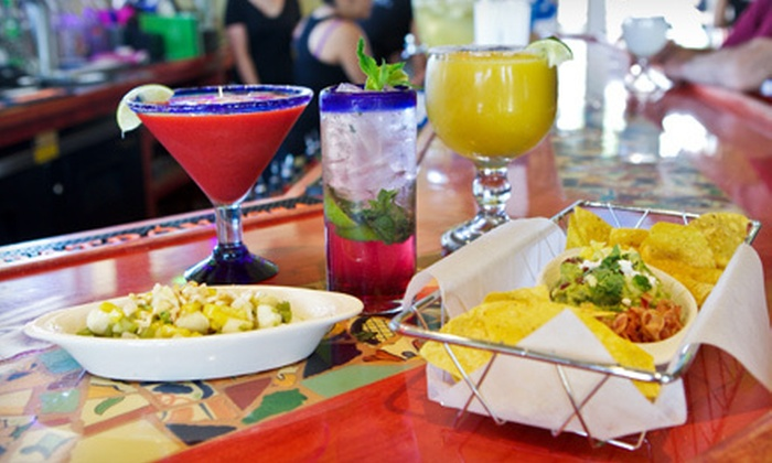 Sergio's Cantina - Geneva: Catered Meal for 10 and a $10 Gift Card or $15 for $30 Worth of Mexican Food at Sergio's Cantina