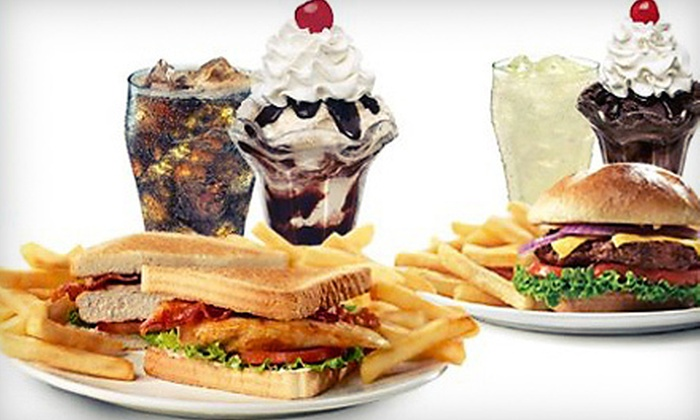 Friendly's - Multiple Locations: $15 for $30 Worth of American Food and Ice Cream at Friendly's. Five Locations Available.