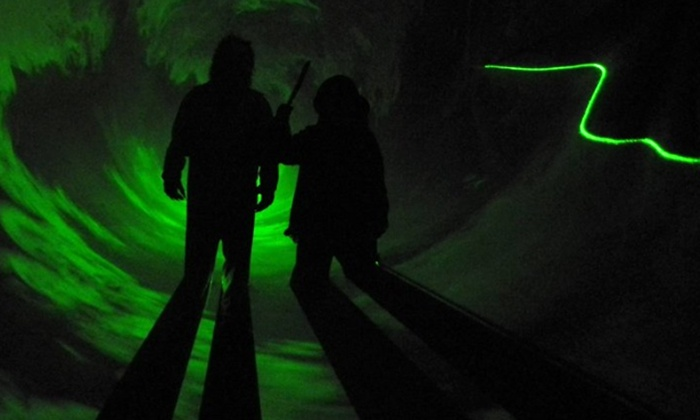 Crystal City Underground - Plattin: Regular or VIP Admission for Two or Four to the Haunted Cave at           Crystal City Underground (50% Off)